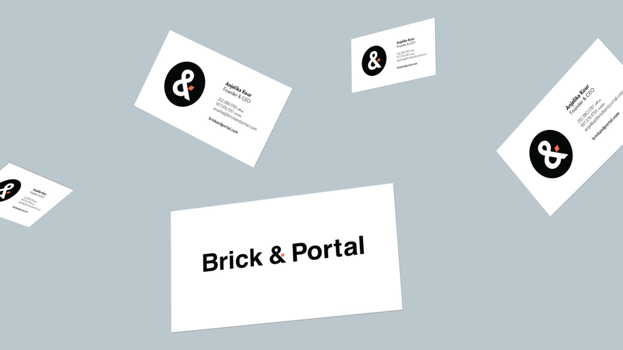 Brick & Portal - Design