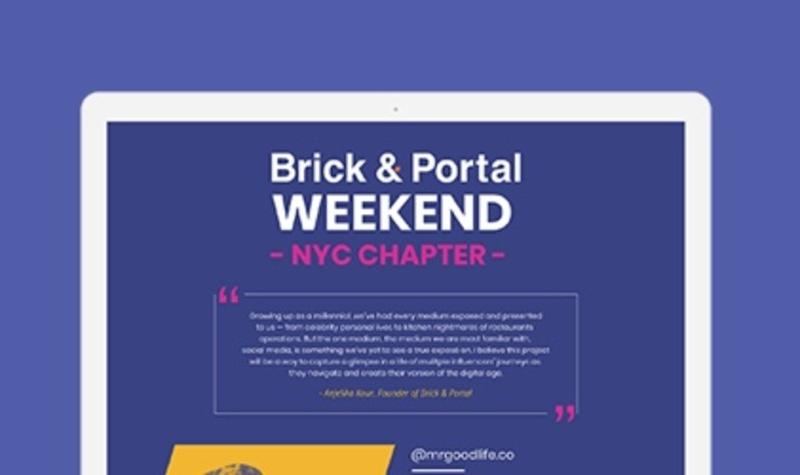Brick & Portal