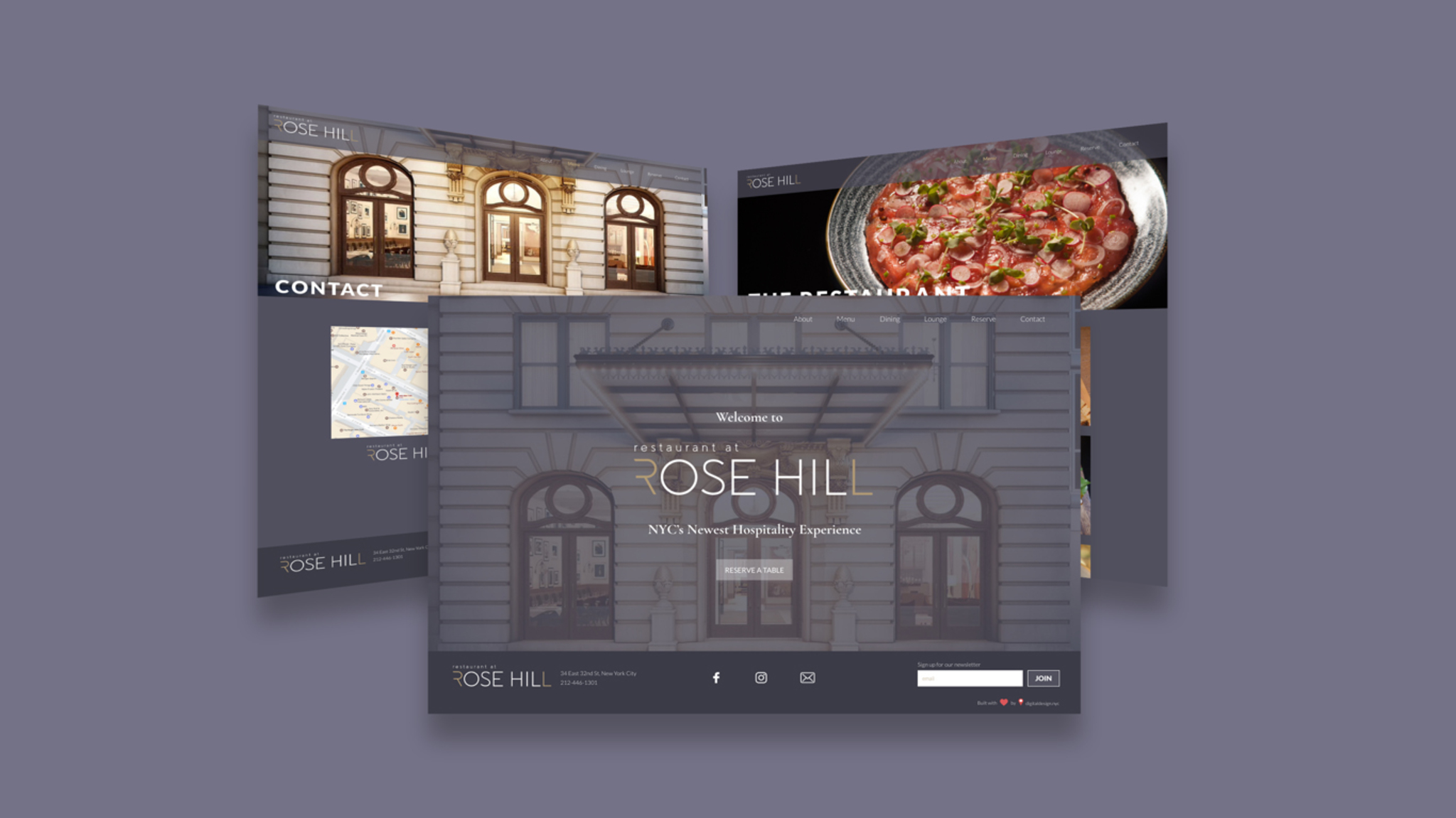Rose Hill - Development